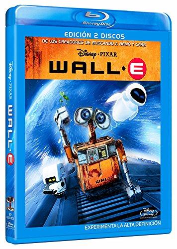 Wall-E: Batallón de limpieza (Edición especial) Blu-ray