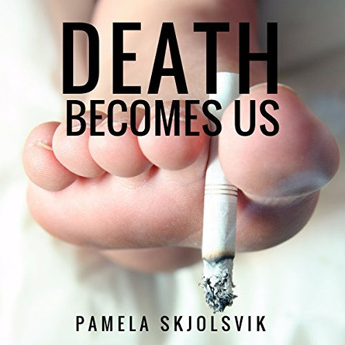 Death Becomes Us audiobook cover art