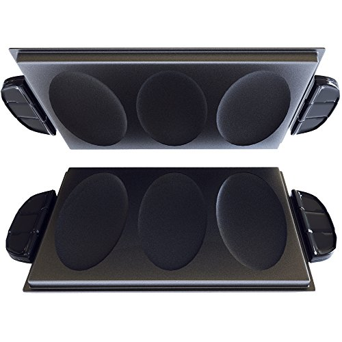 George Foreman Evolve Grill System Omelet Plates, GFP84OP