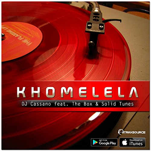 Khomelela (feat. The Box & Solid Tunes) (Main mix)