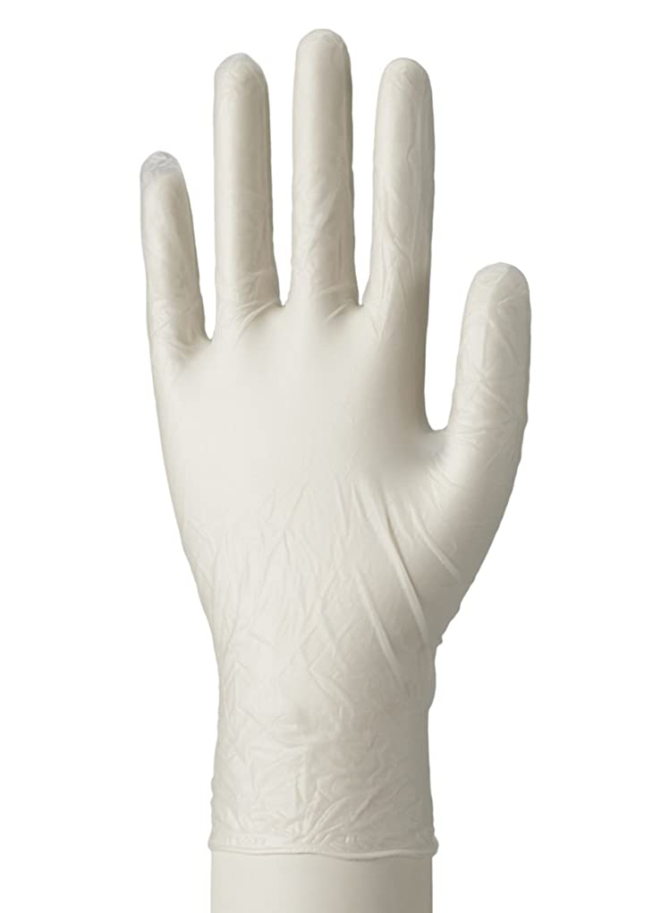 繰り返すダーリンキャンプ使い捨て手袋 マイスコPVCグローブ 粉つき MY-7520(サイズ:S)100枚入り 病院採用商品