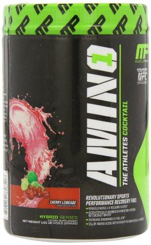 Muscle Pharm Amino 1 Cherry Limeade 32 Servings