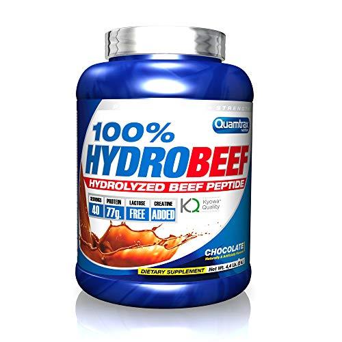Quamtrax 100% Hydrobeef Sabor Chocolate - 2000 gr