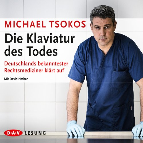 Die Klaviatur des Todes audiobook cover art