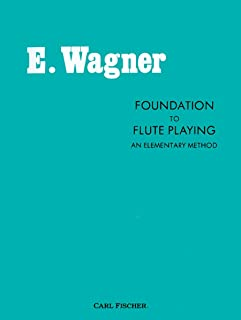 Foundation to Flute Playing: An Elementary Method