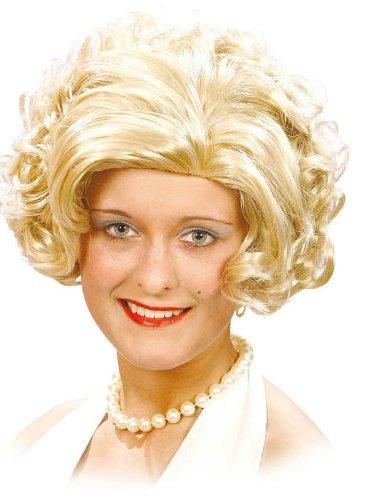 Orlob Damen Perücke Marlene zum Filmstar Kostüm Karneval Fasching