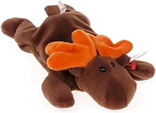 TY Beanie Baby - CHOCOLATE the Moose