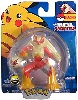Jakks Pacific Pokemon Battle Frontier Series 2 Blaziken Figure