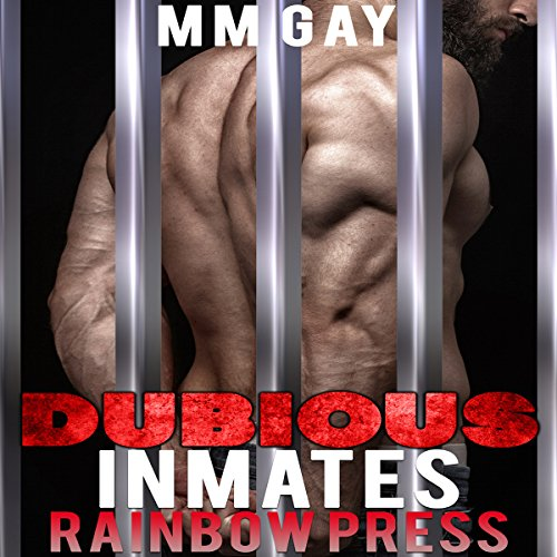 Dubious Inmates audiobook cover art