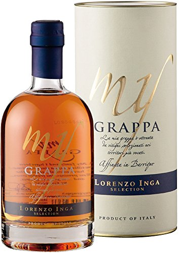 Inga My Grappa Affinata in Barrique