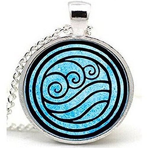 Rose The Last Airbender - Two Choice - Water Tribe Necklace