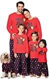 PajamaGram Matching Christmas PJs for Family, Womens 2X / 20-22