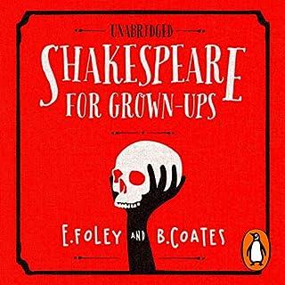 Shakespeare For Grownups cover art