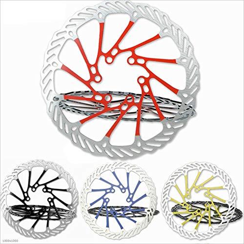 YAzNdom Drijvende remblok Gebruikt Voor Fiets Schijfrem Rotor Voor De meeste Fiets Racefiets Mountainbike BMX MTB 160mm Geschikt voor racefiets mountainbike