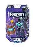 Toy Partner Figura FORTNITE Toxic Trooper 10 CM, Serie 2 Incluye 1 Accesorio, EN Blister, Multicolor...