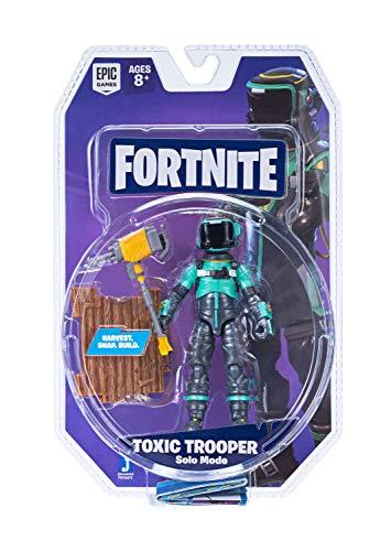 Fortnite FNT0075 Solo Mode Core Pack figurine Tossico Trooper