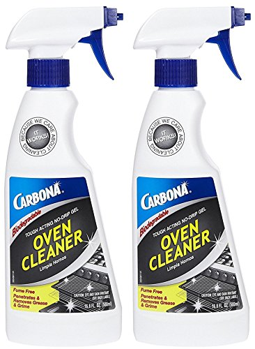 Carbona Biodegradable Oven Cleaner