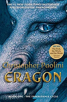 Paperback Eragon (Inheritance, Book 1) Book