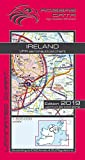 Ireland Rogers Data VFR Aeronautical Chart 500k: Ireland VFR Aeronautical Chart - ICAO Chart 2019, Scale 1: 500.000 Rogers Data GmbH