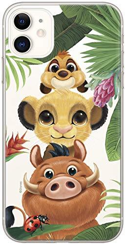 ERT GROUP Original & Offiziell Lizenziertes Disney Der König der Löwen Handyhülle für iPhone, Hülle, Hülle, Cover aus Kunststoff TPU-Silikon, schützt vor Stößen & Kratzern, Mehrfarbig