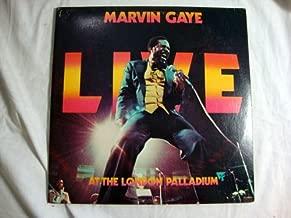 Marvin Gaye, LIVE at London Palladium