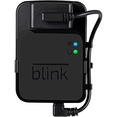 No Messy Wires or Screws Black Outlet Wall Mount Holder for Blink Sync Module Aotnex Simple Mounting Bracket Holder for Blink XT2 Outdoor and Indoor Security Camera WiFi Hub