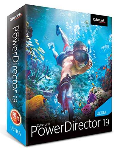 CyberLink PowerDirector 19 Ultra (64-Bit)