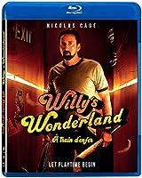 WILLY'S WONDERLAND (À train d'enfer) [Blu-ray] (Bilingual)
