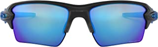Oakley Flak 2.0 XL 918865 59 Occhiali da Sole, Blu (Sapphire Fade/Prizmsapphirepolarized), Uomo