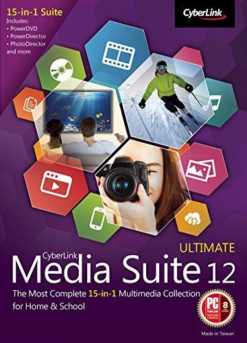 MediaSuite 12 Ultimate [Téléchargement]