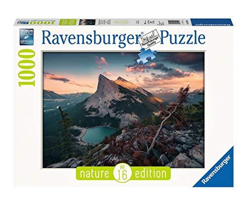 Ravensburger 1500113 Puzzel Wildlife - Legpuzzel - 1000 Stukjes