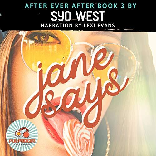 Jane Says (Edgy Romantic Comedy) Titelbild