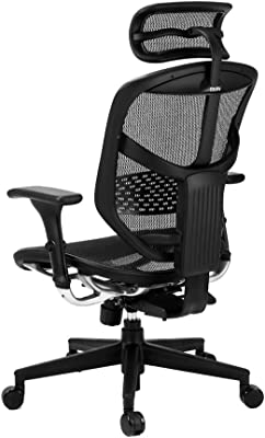 GXDHOME Ergonomic Office Game Chair, E-Sports Executive Faux Leather Fabric High Back Boss