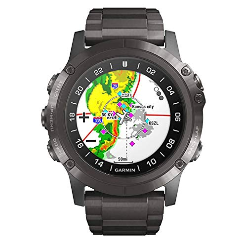 Garmin Unisex-Uhren Analog, digital Quarz One Size Titan 87587363