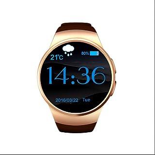 Pulsera Inteligente Reloj Deportivo con podómetro Tarjeta SIM/remoto captura/Monitor de Calorías/Gestión del sueño/Recordatorio sedentario/Encuentra tu teléfono/Pulsómetros