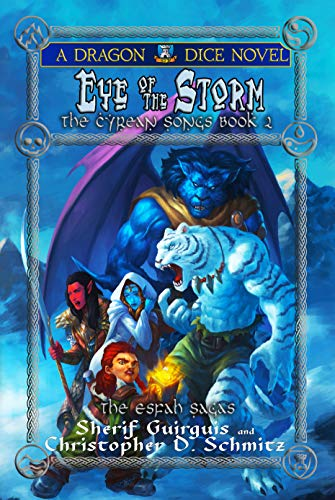 Eye of the Storm: The Cyrean Songs 2 (The Esfah Sagas Book 7) (English Edition)
