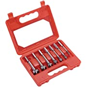 Steelex D3655 Forstner Bit Set in Case, 7-Piece