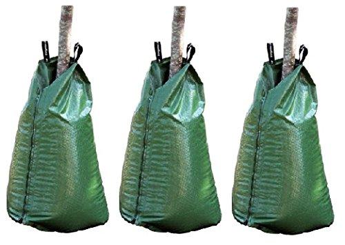 Treegator Original 20 Gal Slow Release Watering Bags for Trees 3-PACK by Tree Gator