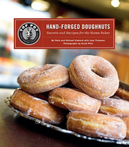 Top Pot Hand-Forged Doughnuts by Mark Klebeck ebook deal