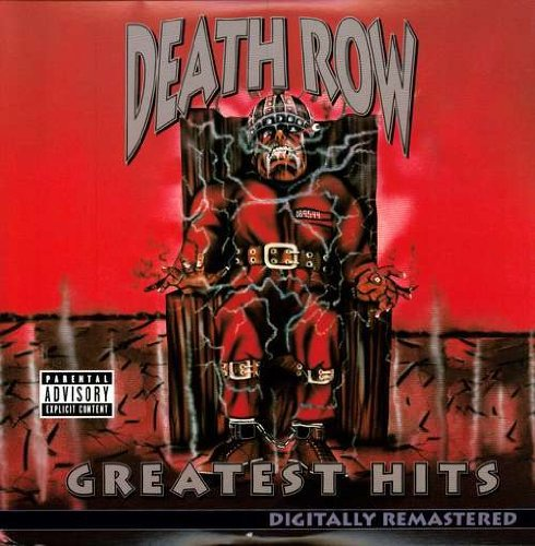 Price comparison product image Death Row Greatest Hits [Vinyl]