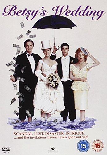 Betsy's Wedding Reino Unido DVD