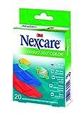 Nexcare N1120ASC Comfort 360° Pflaster , 20 Pflasterstreifen, sortiert