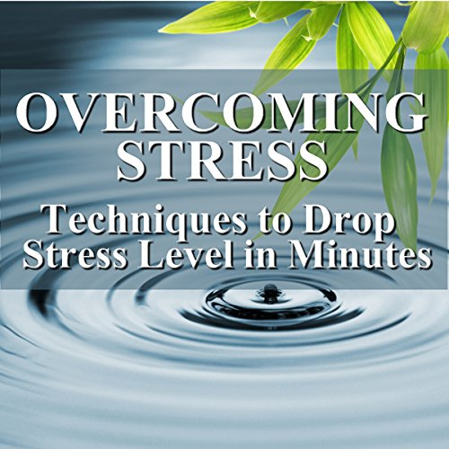 Overcoming Stress audiobook cover art