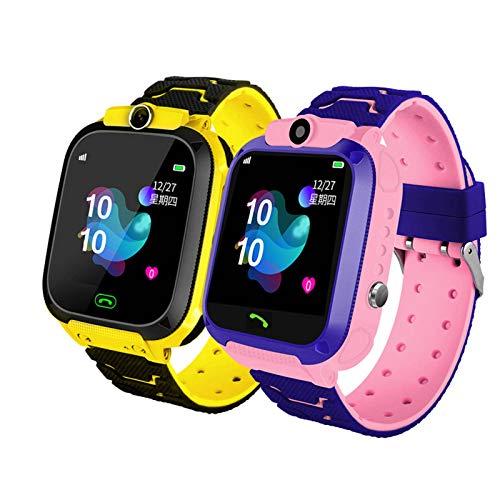 N-B Watch Children Waterproof Phone Watch Smart Phone Positioning Watch Waterproof Student