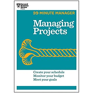 Managing Projects cover art