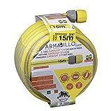 Idroeasy Armadillo Kink Kong 15 Metri, Il Tubo Super Leggero da Giardino Anti Nodo e Anti Torsione Made in Italy