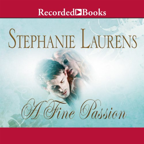 A Fine Passion audiobook cover art