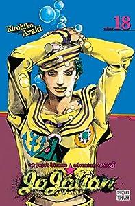 Jojolion - Jojo's Bizarre Adventure Saison 8 Edition simple Tome 18