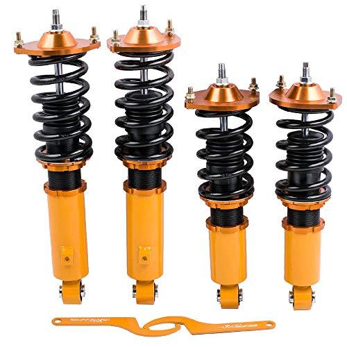 Coilovers for Mazda Miata MX5 MX-5 NA NB 1989-2005 Suspension Coil Spring Struts Shock