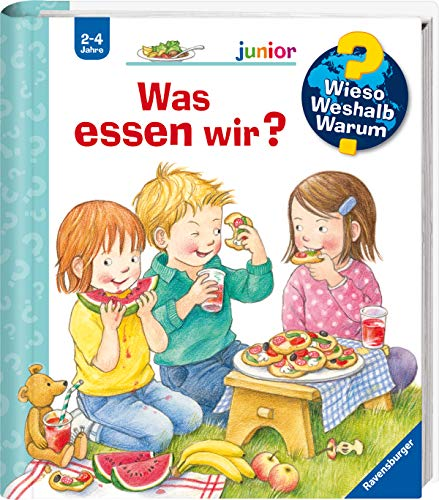 Was essen wir? (Wieso? Weshalb? Warum? junior, Band 53)